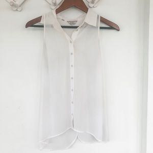 Guess Blouse Size Small